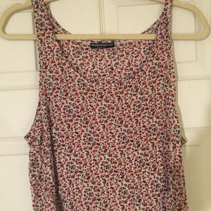 Floral Crop Top from Brandy